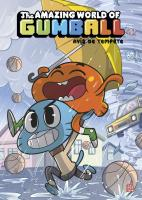 Rayon : Comics (Comédie), Série : The Amazing World of Gumball T5, Avis de Tempête