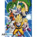 Rayon : Affiches, Série : Dragon Ball Z, Cell Saga (38 x 52 cm)