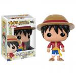 Rayon : Objets, Série : One Piece, Pop! Animation #098 : One Piece : Monkey D. Luffy