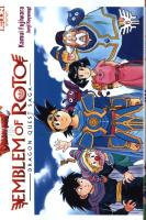 Rayon : Manga (Shonen), Série : Dragon Quest : Emblem of Roto T6, Dragon Quest : Emblem of Roto