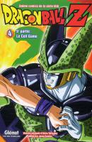 Rayon : Manga (Shonen), Série : Dragon Ball Z : Anime Comics T4, 5ème Partie : Le Cell Game