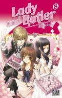Rayon : Manga (Shojo), S�rie : Lady and Butler T8, Lady and Butler