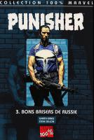 Rayon : Comics (Super H�ros), S�rie : Punisher T3, Bons Baisers de Russie