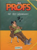 Rayon : Albums (Humour), Série : Les Profs, Chemise Collector Tomes 9-10