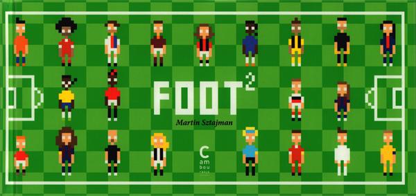 Foot Au Carré Martin Sztajman Humour Storybulle Une