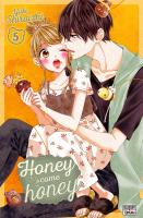Rayon : Manga (Shojo), Série : Honey Come Honey T5, Honey Come Honey