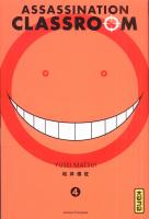 Rayon : Manga (Shonen), Série : Assassination Classroom T4, Assassination Classroom