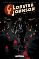 Rayon : Comics (Fantastique), Série : Lobster Johnson T3, Une Fragrance de Lotus