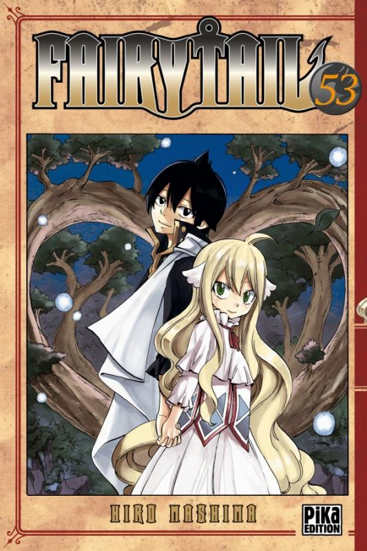 Fairy Tail Hiro Mashima Shonen Esprit Bd Une
