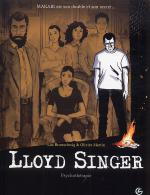 Rayon : Albums (Policier-Thriller), Série : Lloyd Singer T7, Psychothérapie (Cycle III)