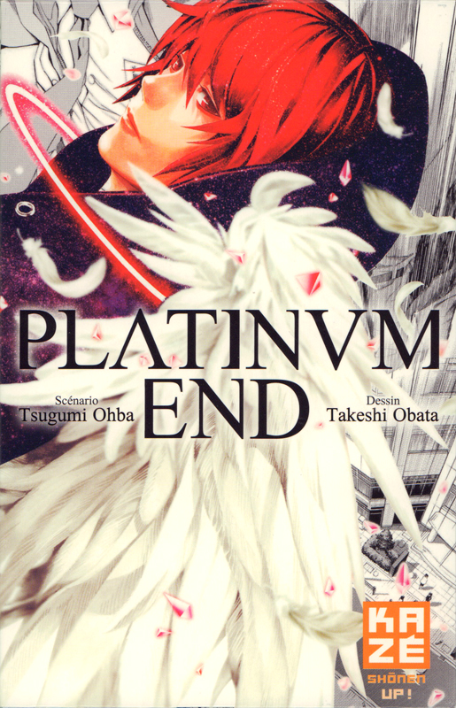 """Résultat de recherche d'images pour """"platinum end manga"""""""""""