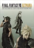 Rayon : Manga (Bio-Biblio-Témoignage), Série : Final Fantasy VII : Ultimania, Final Fantasy VII : Ultimania
