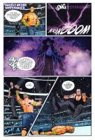 Rayon : Comics (Drame), Série : Undertaker : Rise of the Deadman, Undertaker : Rise of the Deadman