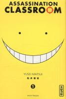 Rayon : Manga (Shonen), Série : Assassination Classroom T1, Assassination Classroom (Pack T1 & 2) (Indispensables 2018)