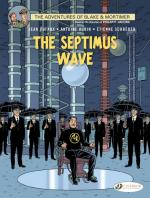 Rayon : Albums (Aventure-Action), Série : Blake et Mortimer (Anglais), The Septimus Wave - L'Onde Septimus