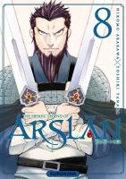 Rayon : Manga (Shonen), Série : The Heroic Legend of Arslân T8, The Heroic Legend of Arslân