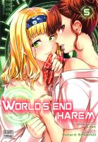 Rayon : Manga (Shonen), Série : World's End Harem T5, World's End Harem