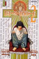 Rayon : Manga (Seinen), S�rie : Death Note T2, Death Note