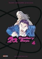 Rayon : Manga (Seinen), Série : 20th Century Boys (Édition Deluxe) T4, 20th Century Boys (Édition Deluxe)