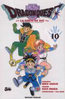 Rayon : Manga (Shonen), Série : Dragon Quest T10, Dragon Quest