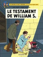 Rayon : Albums (Aventure-Action), Série : Blake et Mortimer T24, Le Testament de William S.