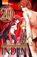 Rayon : Manga (Shonen), Série : A Certain Magical Index T20, A Certain Magical Index