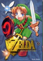 Rayon : Manga (Shonen), S�rie : The Legend of Zelda T1, Ocarina of Time