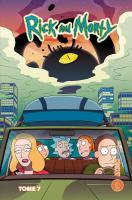 Rayon : Comics (Science-fiction), Série : Rick and Morty T7, Rick and Morty