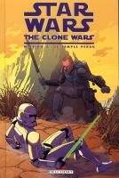 Rayon : Comics (Science-fiction), Série : Star Wars : The Clone Wars T5, Mission 5 : Le Temple Perdu