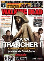 Rayon : Magazines BD (Fantastique), Série : Walking Dead : Le Magazine Officiel T1, Walking Dead : Le Magazine Officiel (Couverture A)