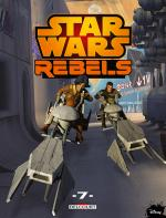 Rayon : Comics (Science-fiction), Série : Star Wars : Rebels T7, Star Wars : Rebels