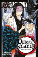 Rayon : Manga (Shonen), Série : Demon Slayer T16, Demon Slayer