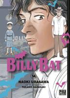 Rayon : Manga (Seinen), Série : Billy Bat T14, Billy Bat