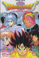 Rayon : Manga (Shonen), Série : Dragon Quest T11, Dragon Quest
