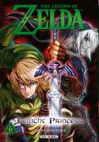 Rayon : Manga (Shonen), Série : The Legend of Zelda : Twilight Princess T6, The Legend of Zelda : Twilight Princess