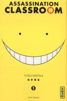 Rayon : Manga (Shonen), Série : Assassination Classroom T1, Assassination Classroom