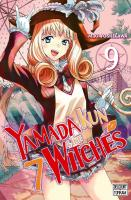 Rayon : Manga (Shonen), Série : Yamada Kun & the 7 Witches T9, Yamada Kun & the 7 Witches