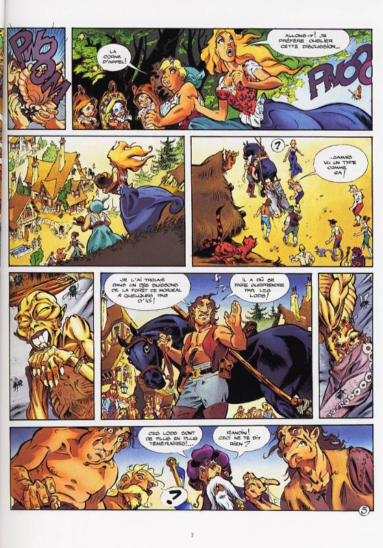Marlysa Integrale Jean Pierre Danard Jean Charles Gaudin Heroic Fantasy Magie Le Xiii Une Librairie Du Reseau Canal Bd