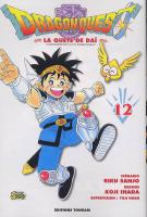 Rayon : Manga (Shonen), Série : Dragon Quest T12, Dragon Quest