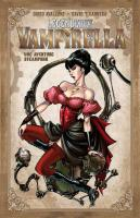 Rayon : Comics (Aventure-Action), Série : Legenderry : Vampirella, Legenderry : Vampirella