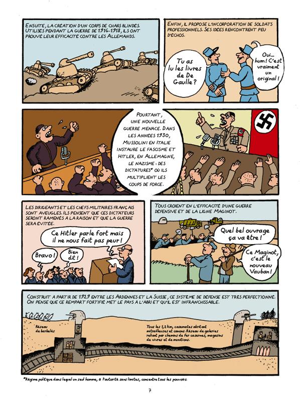 Serie L Histoire De France En Bd Serie 2 Storybulle Une