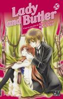 Rayon : Manga (Shojo), S�rie : Lady and Butler T20, Lady and Butler