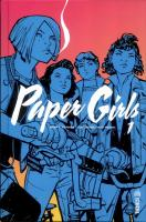 Rayon : Comics (Science-fiction), Série : Paper Girls T1, Paper Girls