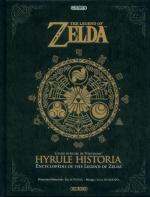 Rayon : Manga (Shonen), S�rie : The Legend of Zelda, Guide Officiel de Nintendo Hyrule Historia