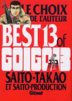 Rayon : Manga (Seinen), Série : Best 13 of Golgo 13, Best 13 of Golgo 13 Le choix de l'Auteur