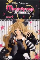 Rayon : Manga (Shojo), Série : Monochrome Animals T9, Monochrome Animals