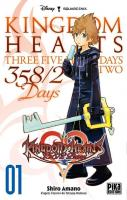 Rayon : Manga (Shonen), Série : Kingdom Hearts : 358/2 Days T1, Kingdom Hearts : 358/2 Days