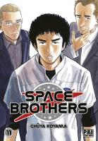Rayon : Manga (Seinen), Série : Space Brothers T11, Space Brothers
