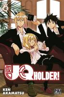 Rayon : Manga (Shonen), Série : UQ Holder ! T6, UQ Holder !