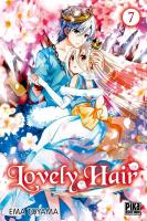 Rayon : Manga (Shojo), Série : Lovely Hair T7, Lovely Hair